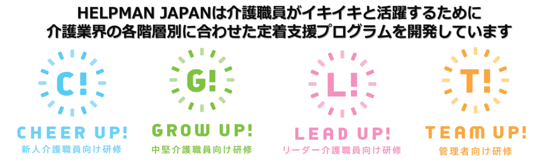 HELPMAN JAPAN研修